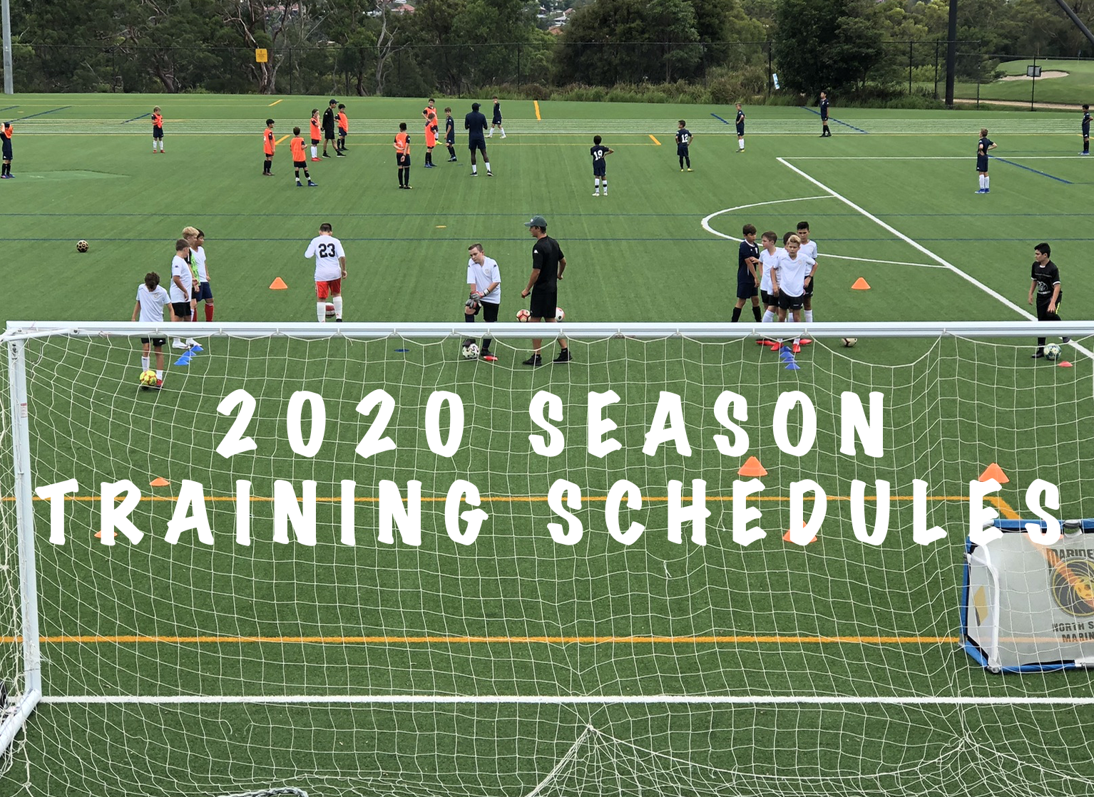 2020 Training Schedules