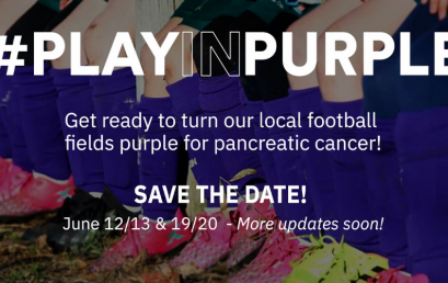 #PlayinPurple returns in 2021 – Save the Date
