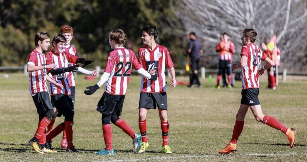 NSFA SUPER LEAGUE – BOYS ACADEMY U12 – U18