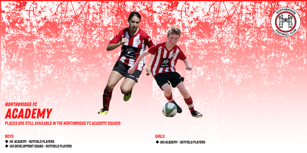 Players Wanted For Academy / Development Squad