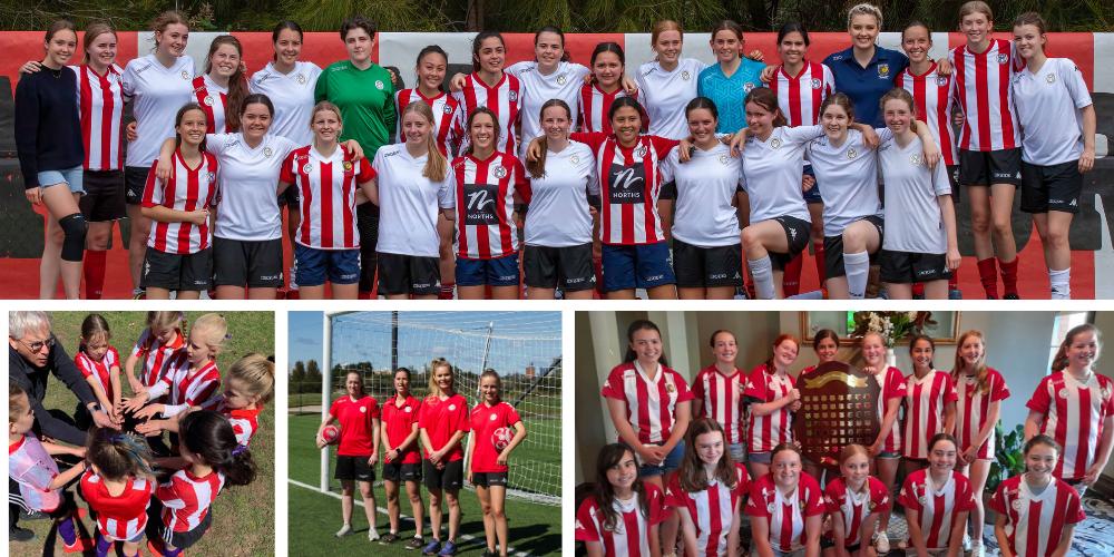 Season 2020, the Girls and Women of Northbridge FC