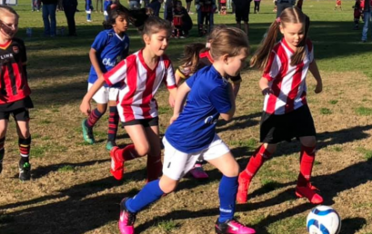 U6s – don't miss out on great football fun!