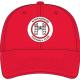 Cap-Red-NFC Logo