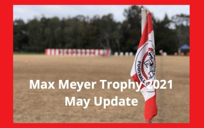Max Meyer Trophy – Golden Boot Award Progress Report