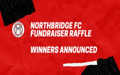 NFC Fundraiser Raffle Winners