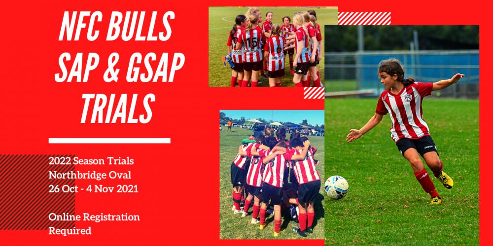 BullsSAPGSAP Trials 2022