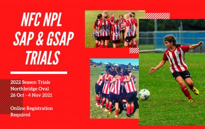 NFC NPL SAP & GSAP TRIALS